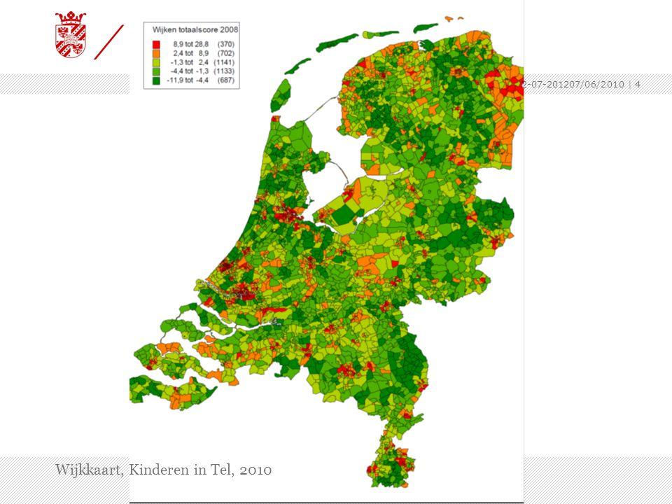 12-07-201207/06/2010 | 5 Overgewicht bij kinderen in Groningen Figuur 1.
