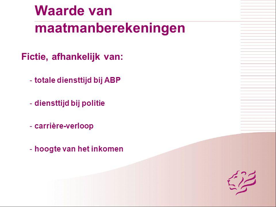 Voorlichtingsmateriaal Op www.icpolitie.nl -Tekst voor werknemers -Sheets presentaties -Vragen en antwoorden 9 en 11 mei - www.caoloket.nl (binnenkort) Op www.abp.nl (Easy net): VPL-servicepakket (in het bijzonder voor 50+ ATH-personeel) Gevolgen vervallen FPU en overgangsmaatregelen, uitleg over levensloopsparen