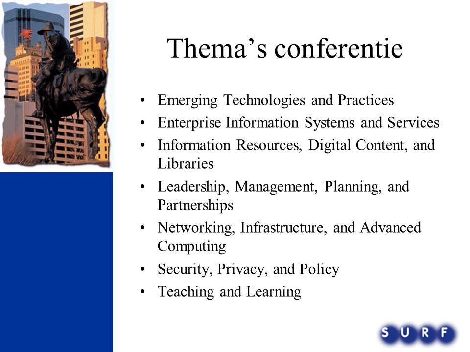 Rol Eduguide (1) Voor de conferentie: • probleemstelling (concept) formuleren: voor 7 juni a.s.