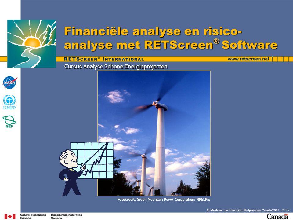 © Minister van Natuurlijke Hulpbronnen Canada 2001 – 2005.