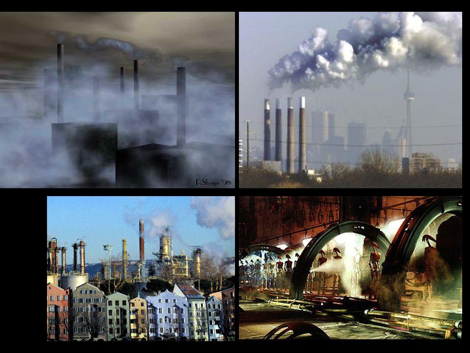 Het broeikaseffect Als gevolg van de broeikasgassen die de mens produceert kan deze eeuw de temperatuur van de atmosfeer toenemen.