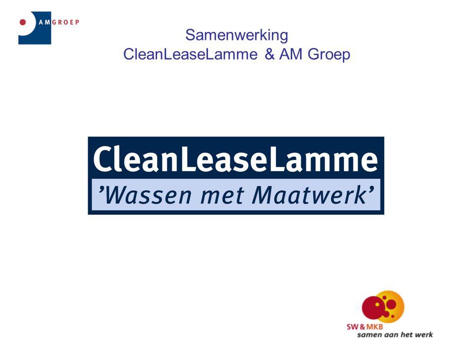 Samenwerking CleanLeaseLamme & AM Groep