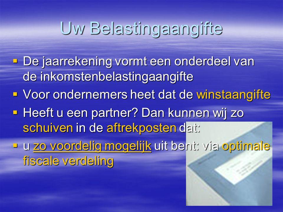 ADMINSTRATIEKANTOOR TELLEMAN U krijgt van ons Heldere rapportage: • •dé monitor van uw bedrijf • •Uw visitekaart naar de bank of Kamer van Koophandel