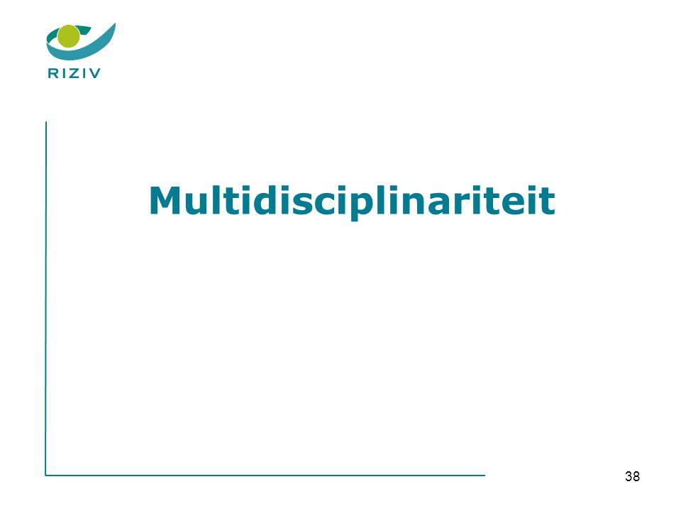 38 Multidisciplinariteit