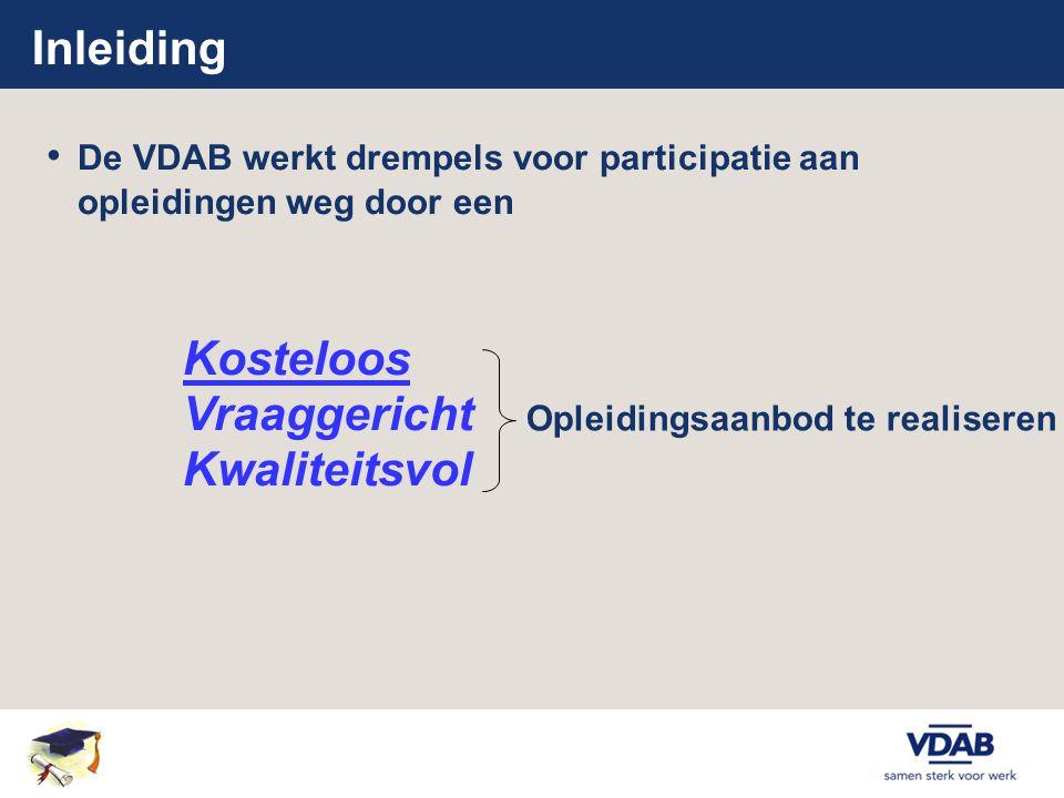 Onderrichtingen VDAB • Zie opleiding december
