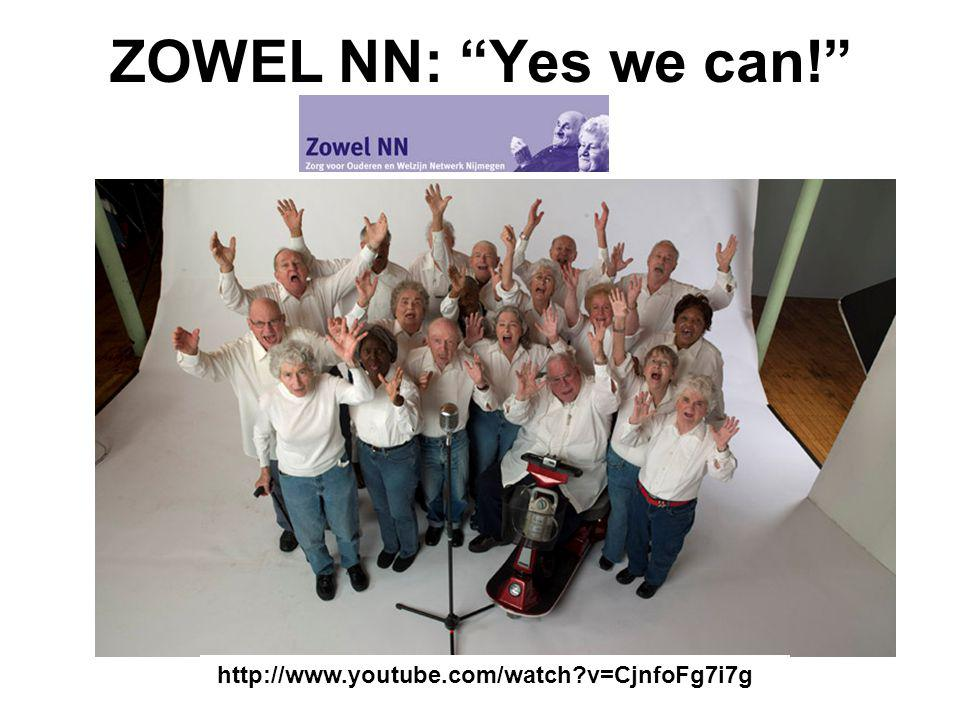 "ZOWEL NN: ""Yes we can!"" http://www.youtube.com/watch?v=CjnfoFg7i7g"