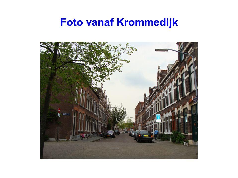 Foto vanaf Krommedijk