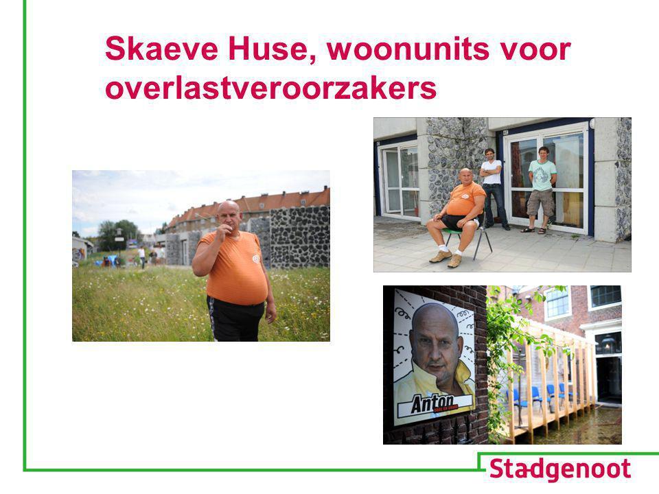 Skaeve Huse, woonunits voor overlastveroorzakers