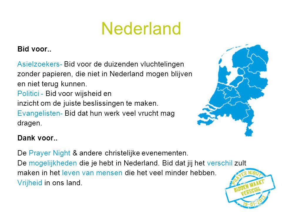 Nederland Bid voor..