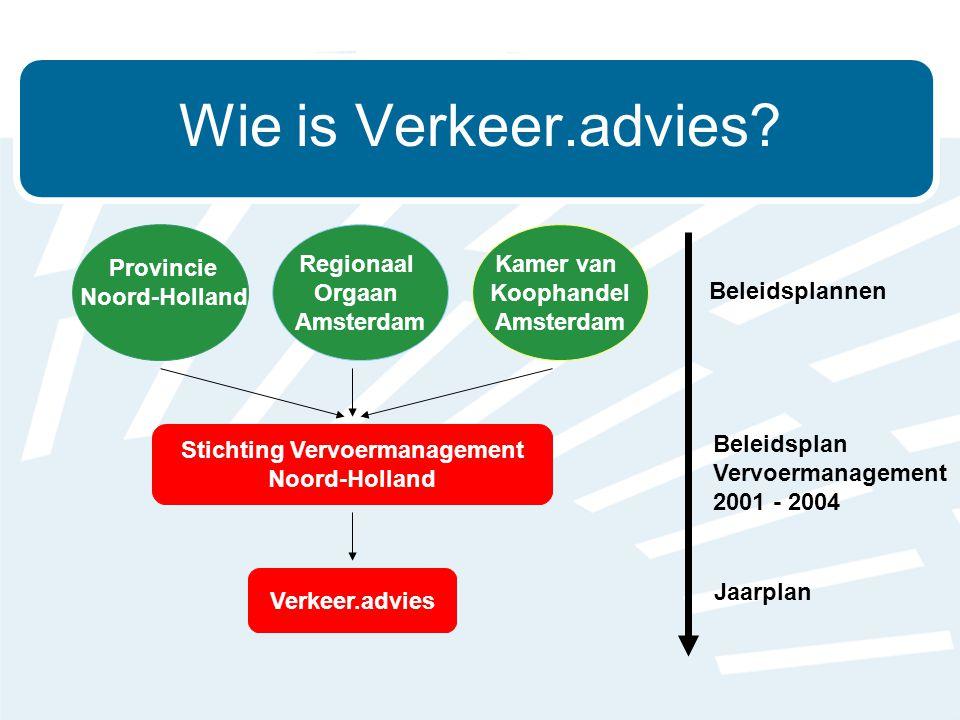 Wie is Verkeer.advies.