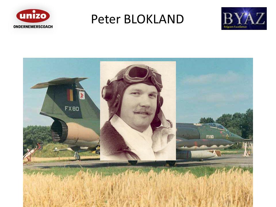 Organisatiecoach Studiegroep bedrijfsbeleid Peter BLOKLAND