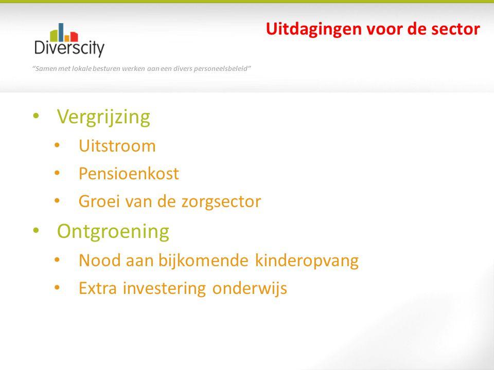 Samen met lokale besturen werken aan een divers personeelsbeleid Vlaamse werkbaarheidsmonitor SERV