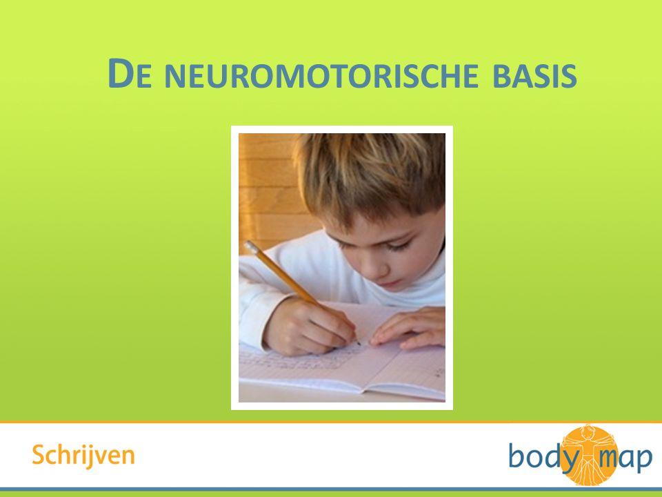 Een kind moet leerbaar zijn… Is het kind neuromotorisch rijp om te leren schrijven en lezen.