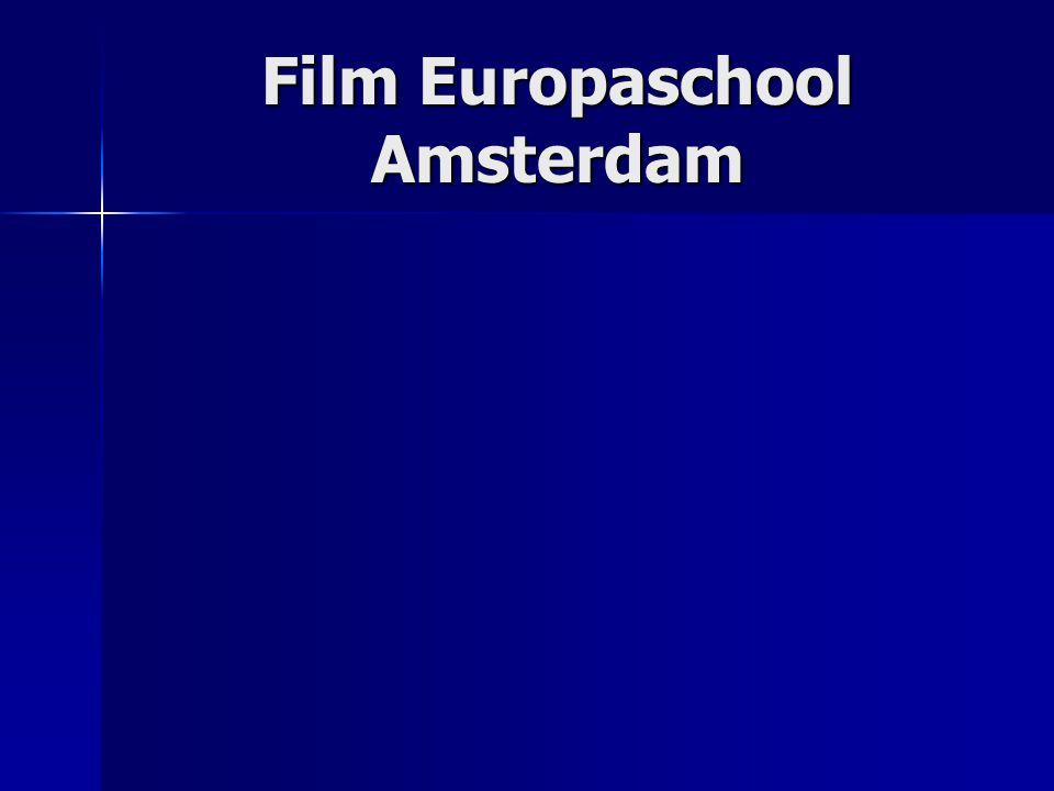 Film Europaschool Amsterdam