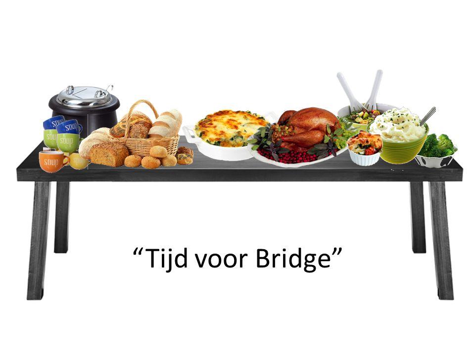 """""""Tijd voor Bridge"""""""