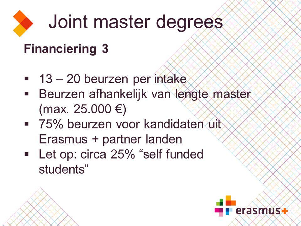 Joint master degrees Hoe moet ik beginnen?
