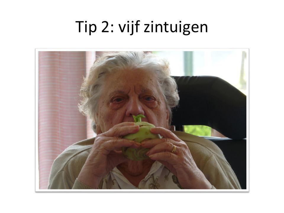 Tip 3: vlakbij