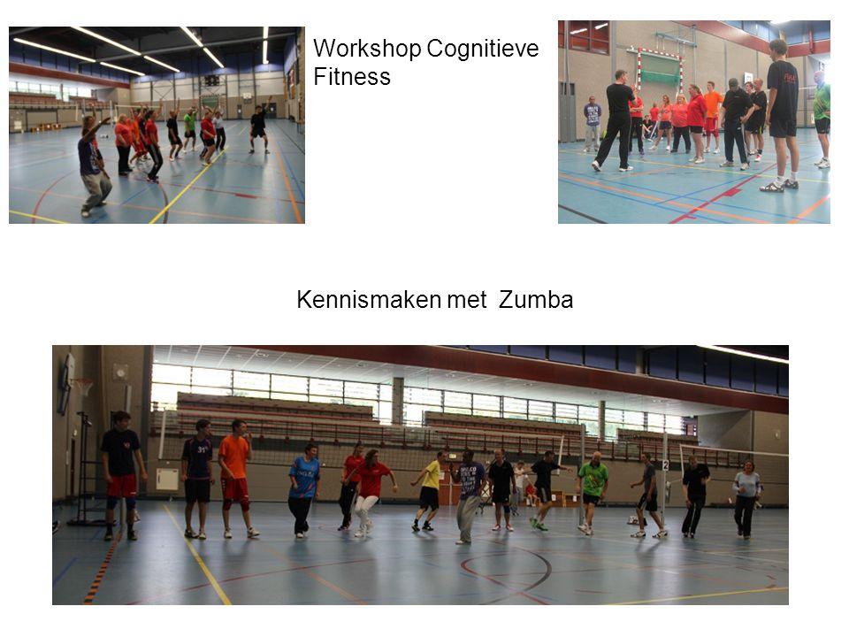 Workshop Cognitieve Fitness Kennismaken met Zumba