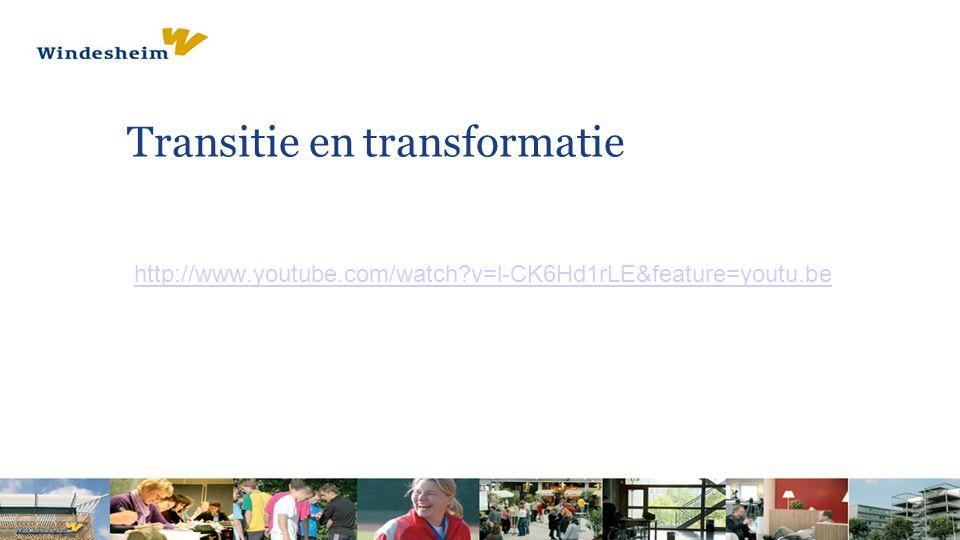 Transitie en transformatie jeugdzorg Twee thema's (Jos) 1.Waarom zo? 2.Veranderen?