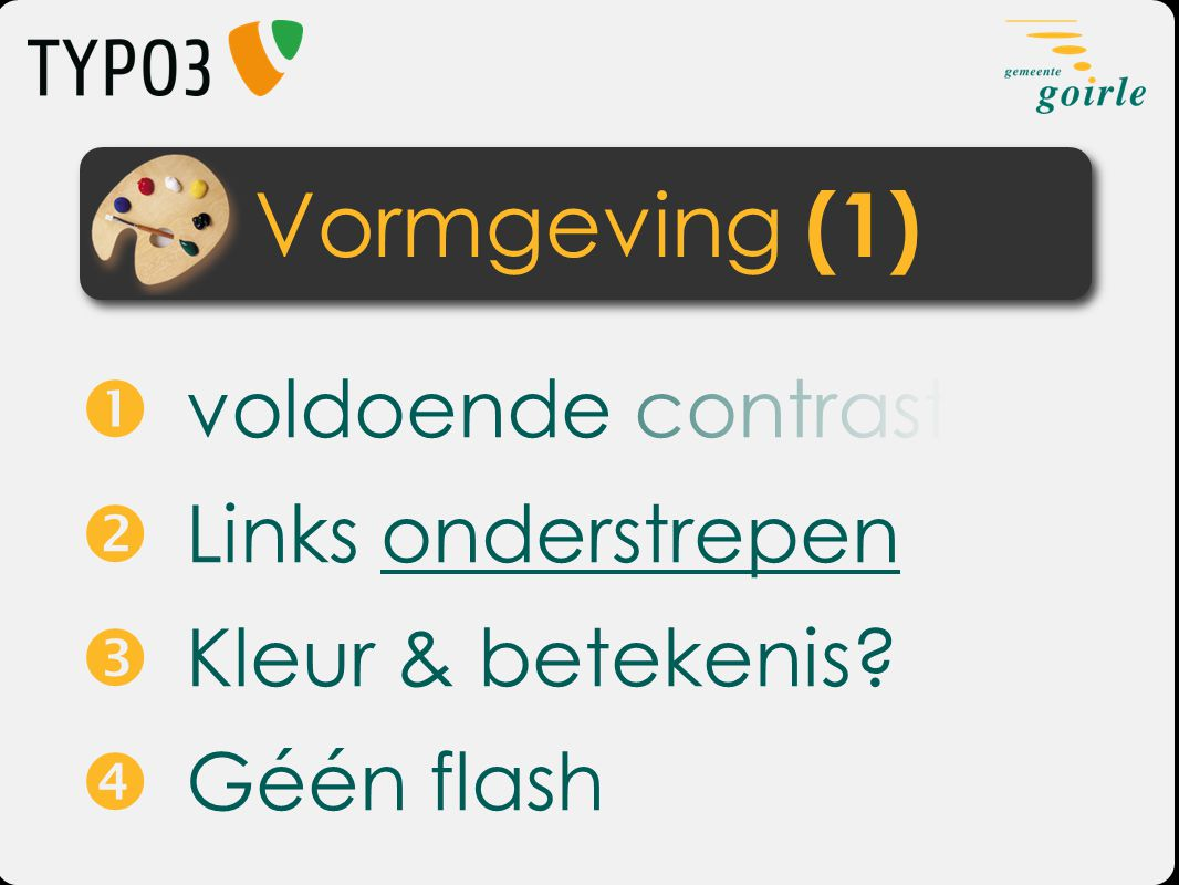 Vormgeving (1)