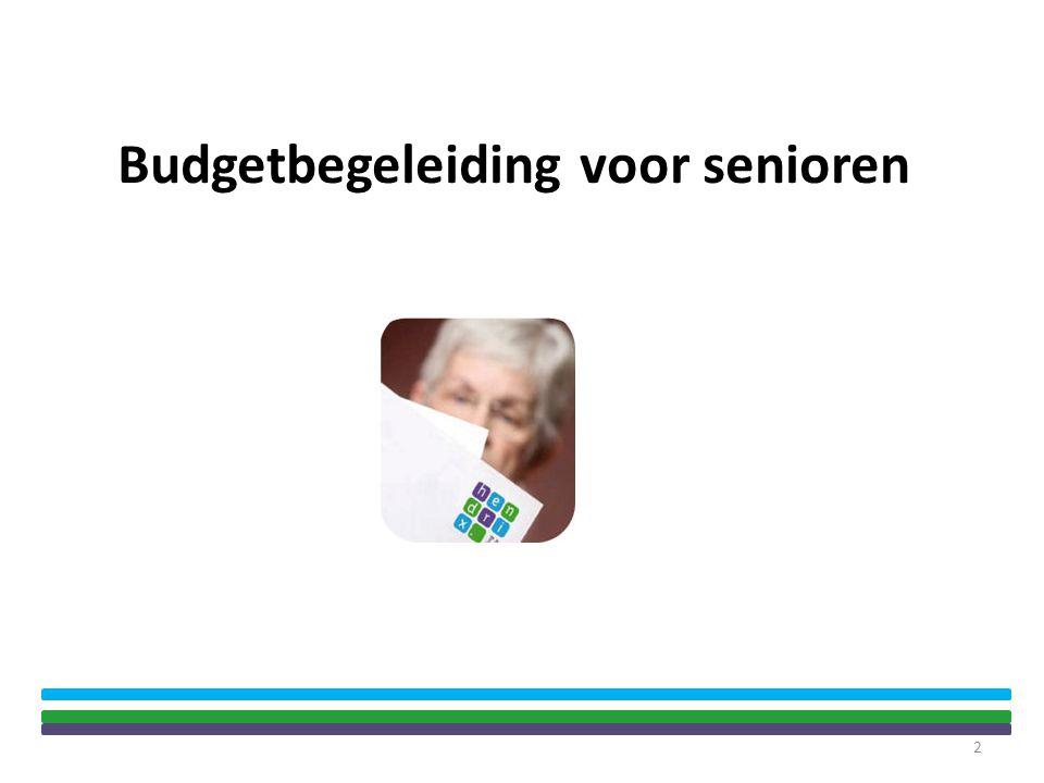 Budgetbegeleiding voor senioren 2