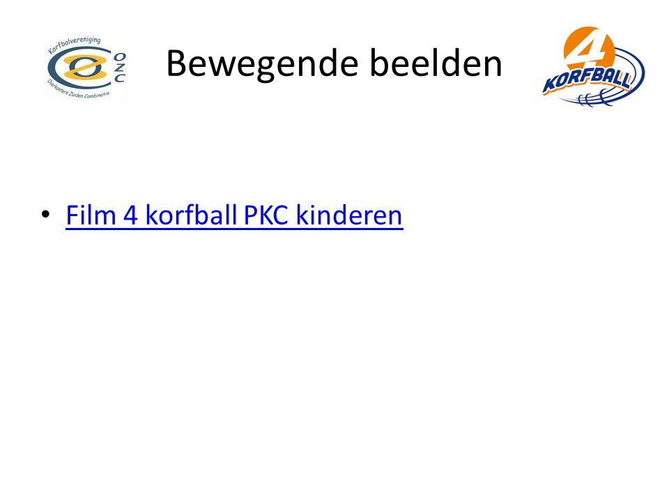 Bewegende beelden • Film 4 korfball PKC kinderen Film 4 korfball PKC kinderen