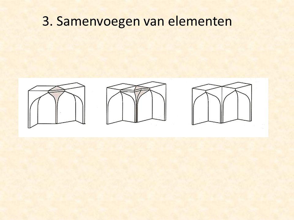 3. Samenvoegen van elementen