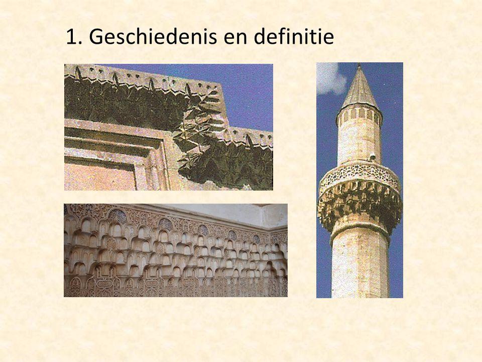 Regel 5: Alle lijnen richten naar de top van de muqarnas. 7. Richten van een muqarnasgraaf