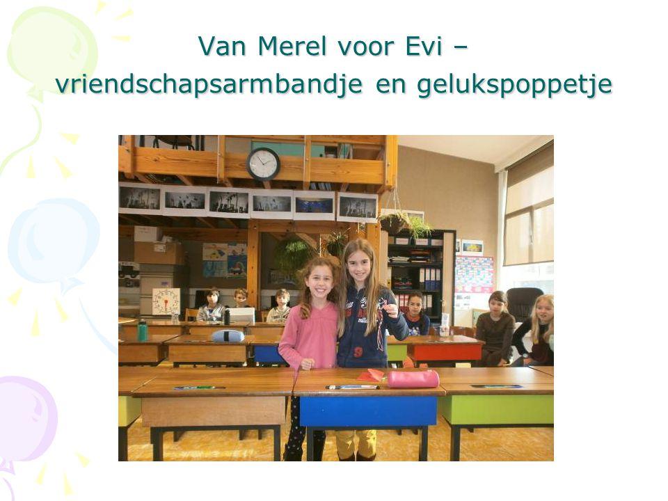 Van Merel voor Evi – vriendschapsarmbandje en gelukspoppetje