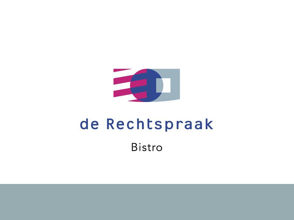 Opzet presentatie  Wat doet Bistro .