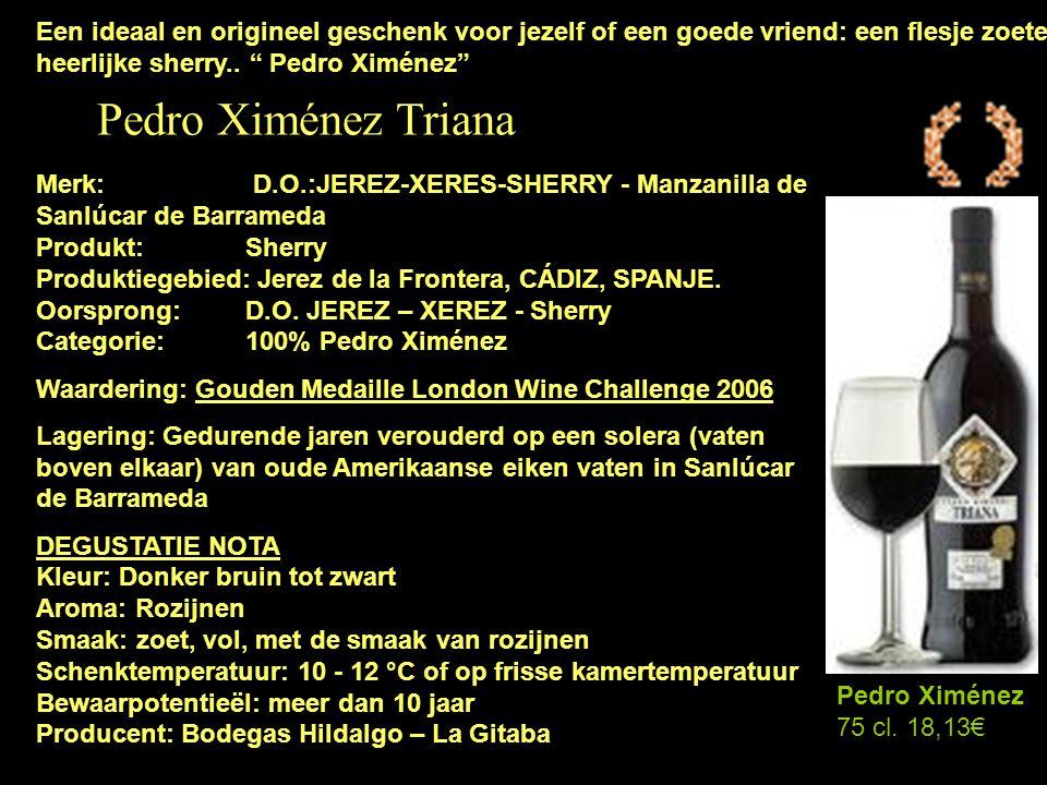 "Merk:Fernando de Castellia Antique Pedro Ximénez PX"" Produkt:Sherry Produktiegebied:Jerez de la Frontera, CÁDIZ, SPANJE. Oorsprong:D.O. JEREZ – XEREZ"