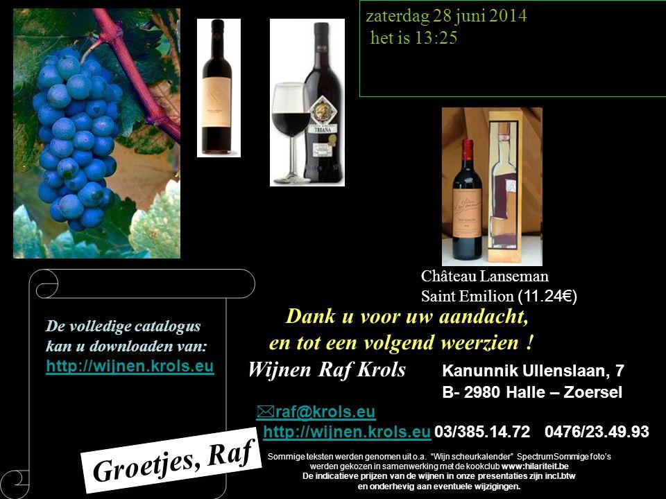 """Voor meer info of bestelling, contacteer ons:  raf@krols.eu  raf@krols.eu Met de """"Wijn geschenkbon"""" heeft u het perfecte wijngeschenk voor uw famili"""