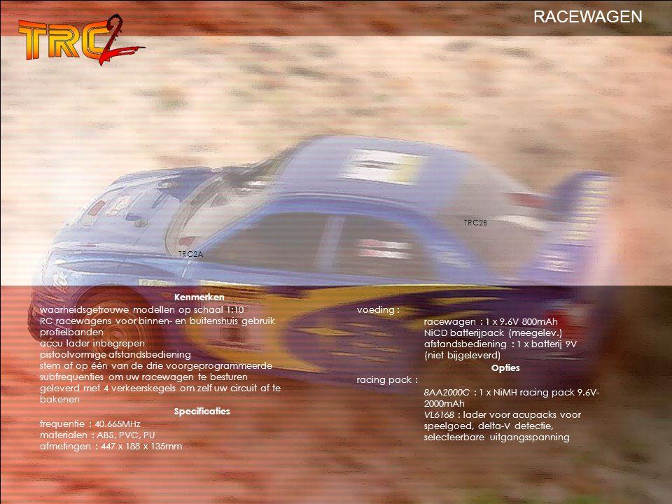 RACEWAGEN Kenmerken waarheidsgetrouwe modellen op schaal 1:10 RC racewagens voor binnen- en buitenshuis gebruik profielbanden accu lader inbegrepen pi