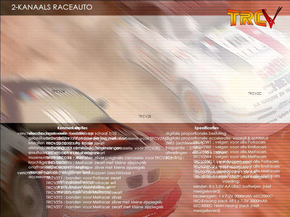 Kenmerken waarheidsgetrouwe modellen op schaal 1:10 gebruikersvriendelijke afstandsbediening met stuur kristallen voor de raceauto en de afstandsbedie