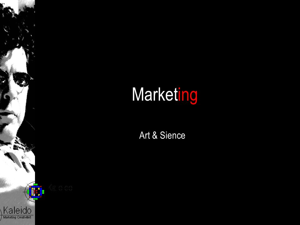 Marketing Art & Sience