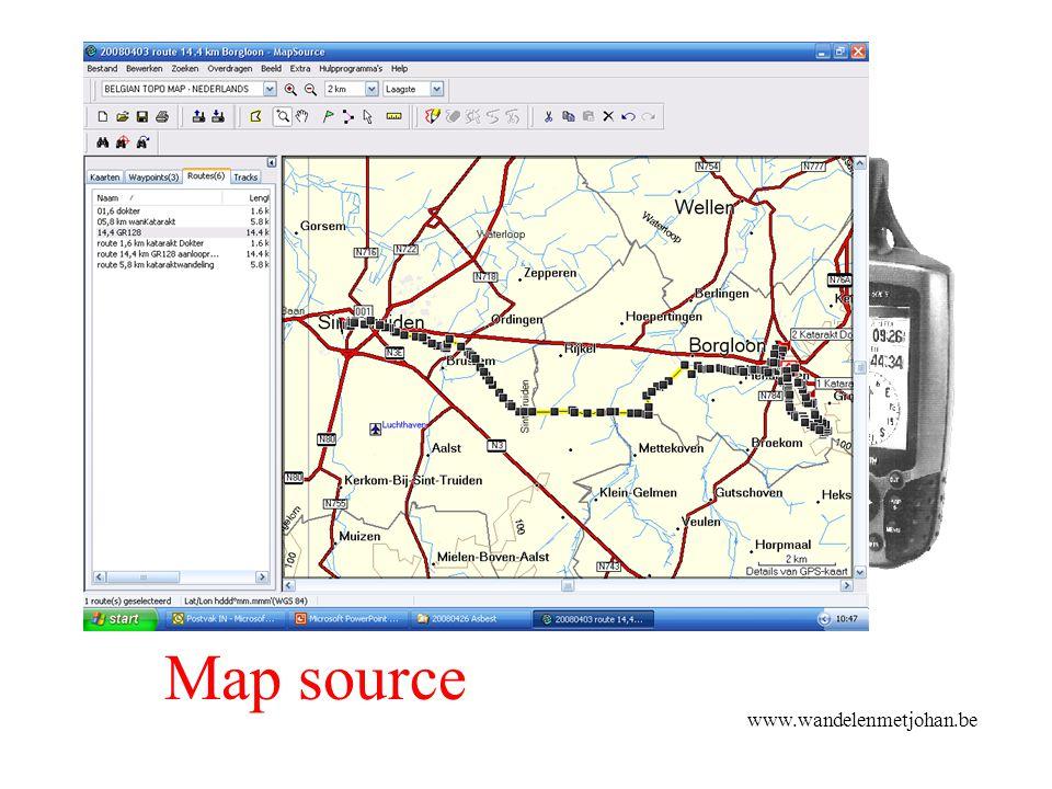 Map source