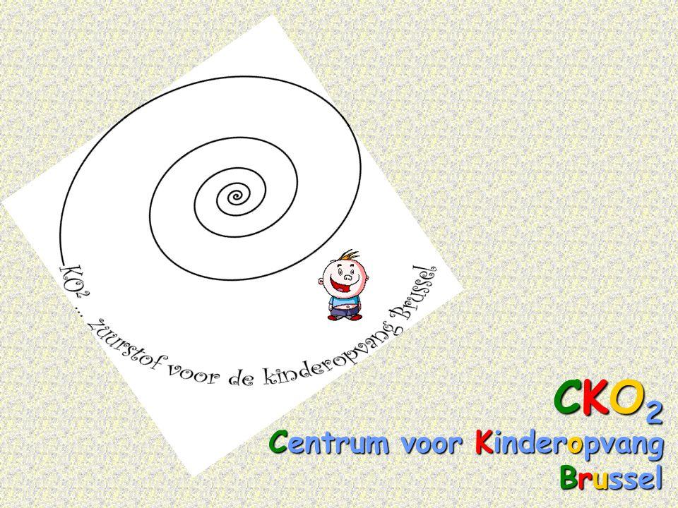 Alle adressen nog even op een rijtje … CKO2CKO2CKO2CKO2 Centrum Centrum voor voor Kinderopvang Brussel
