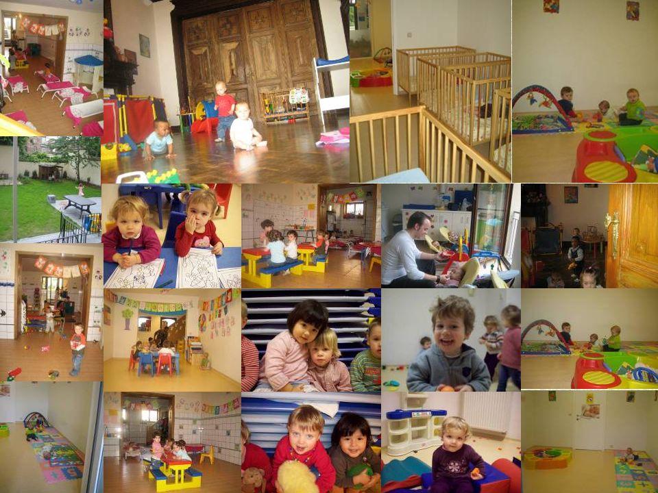 kdv - kinderdagverblijf •Privé-opvanginitiatief Barbara •vaste tariefstructuur (inkomen moet niet worden bewezen) •het kindje komt elke dag.