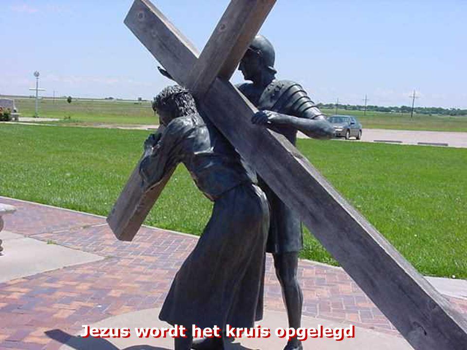 Jezus voor Pilatus
