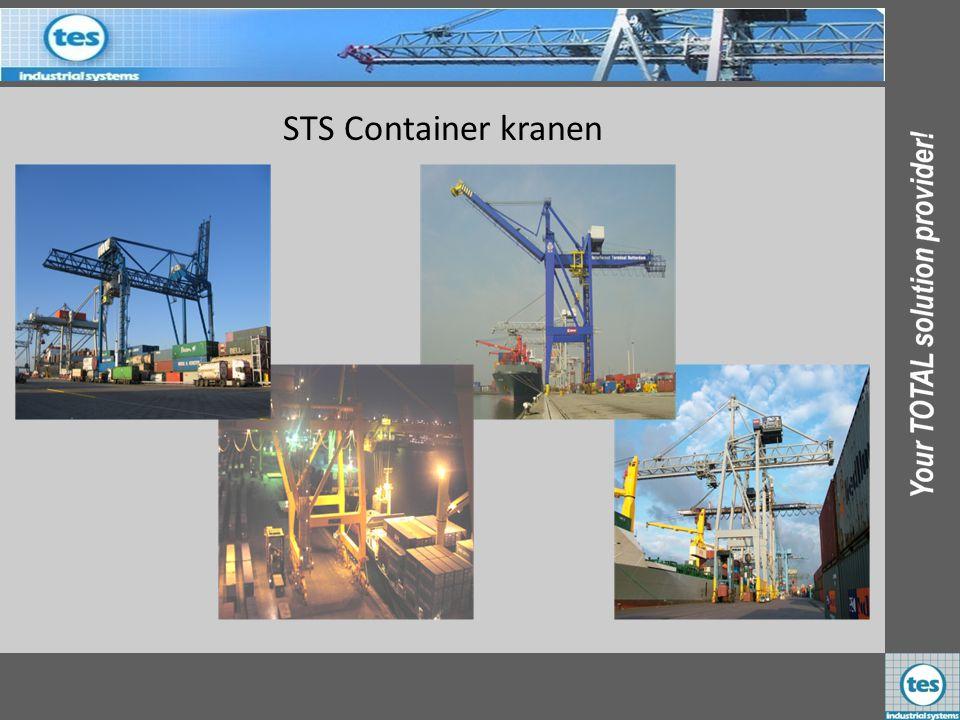 STS Container kranen KALMAR Industries B.V. Rotterdam Shortsea Terminal 5 st Nederland KALMAR Industries B.V. Interforest 2 st Nederland FIGEE B.V. Ho