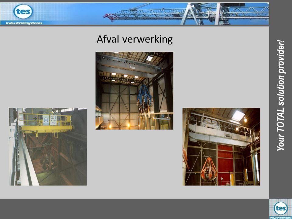 Afval verwerking Spaarnenanden 2 st Nederland Tes Industrial Systems B.V. 4 st Nederland De Meerlanden 2 st Nederland
