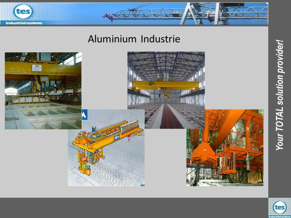 Aluminium Industrie NKM Alscon 2 st Nigeria NKM Yankuang 2 st China NKM Kraz 2 st Rusland NKM ALCAN 2 st Canda