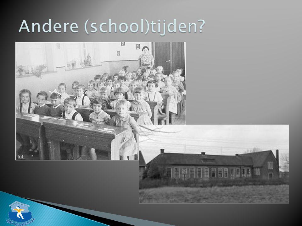 • huidige schooltijden - agrarisch model - verzorgende ouder overdag thuis - geen georganiseerde kinderopvang