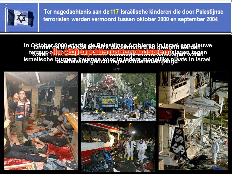 Alstublieft, neem een paar minuten…Om hen te gedenken … Onze mooie kinderen en jeugd… Die werden vermoord door Arabishe terroristen….