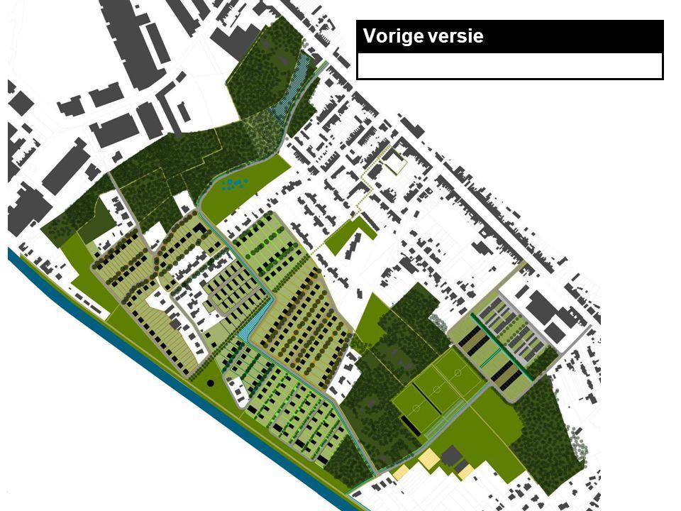TECHNUM Vorige versie •Projectgebied binnen groene omkadering