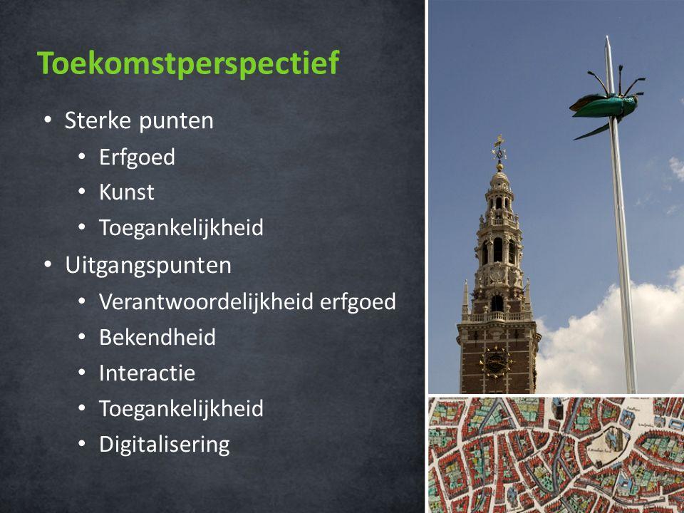 Toekomstperspectief • Europa • Oproep digitalisering • europeana.be • Digitale bibliotheek • Vlaanderen • UGent & Google • BOM-Vlaanderen • Financieringsmogelijkheden