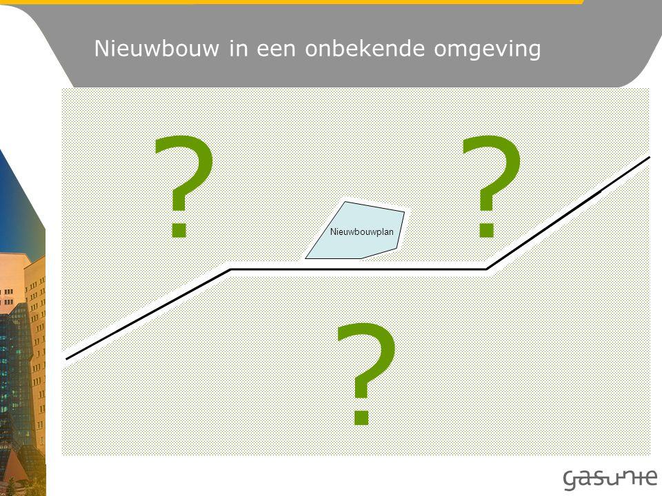takes gas transport further Groningen, Zoeken naar de worst case km