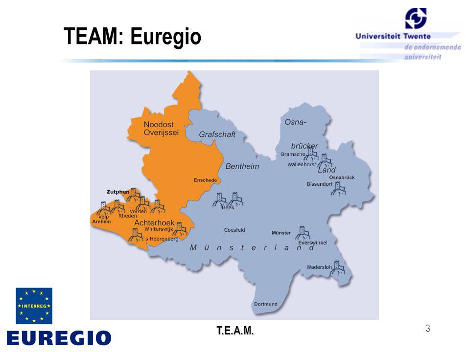 T.E.A.M. 3 TEAM: Euregio