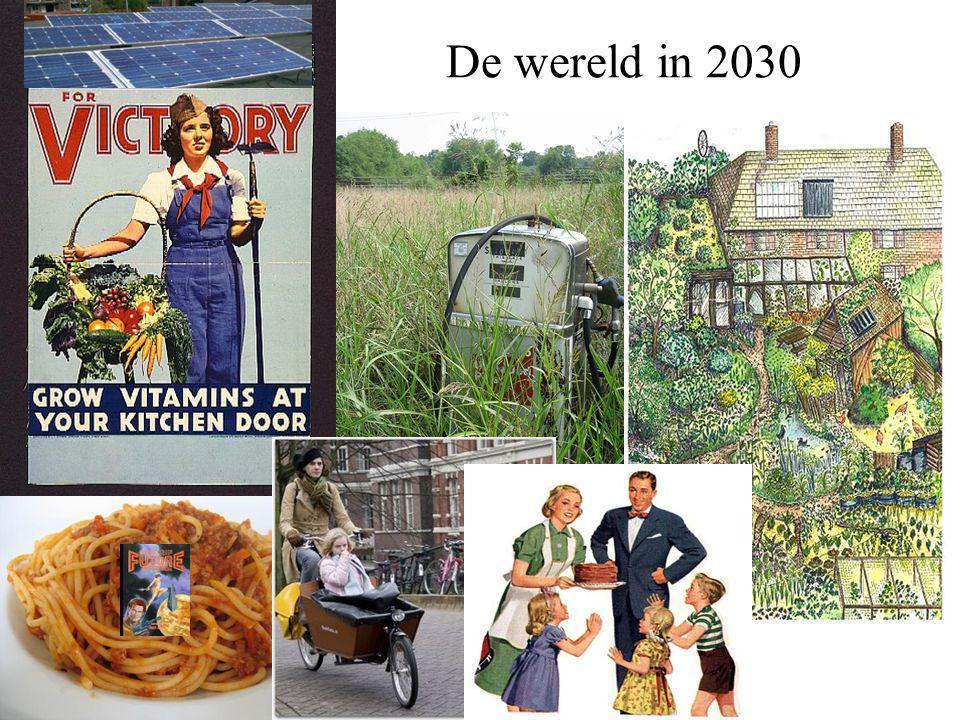 De wereld in 2030