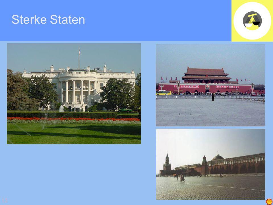 13 Sterke Staten